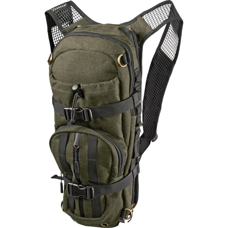Alta rucksack in melton wool